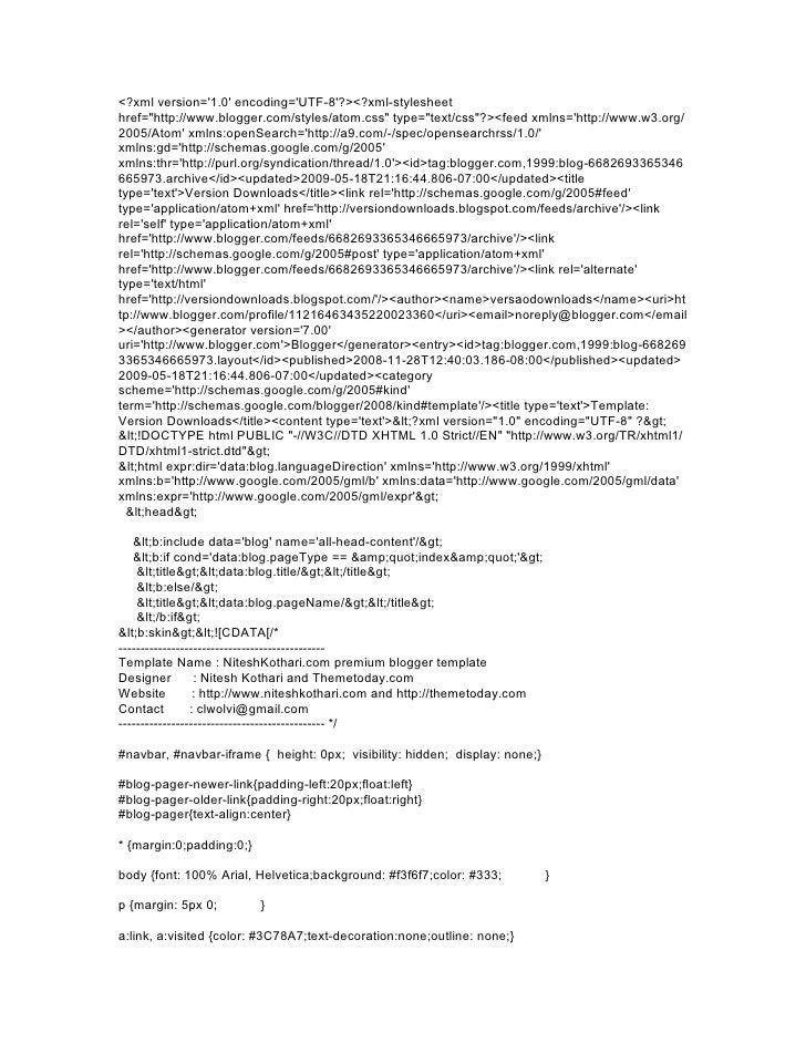 <?xml version='1.0' encoding='UTF-8'?><?xml-stylesheet href=quot;http://www.blogger.com/styles/atom.cssquot; type=quot;tex...