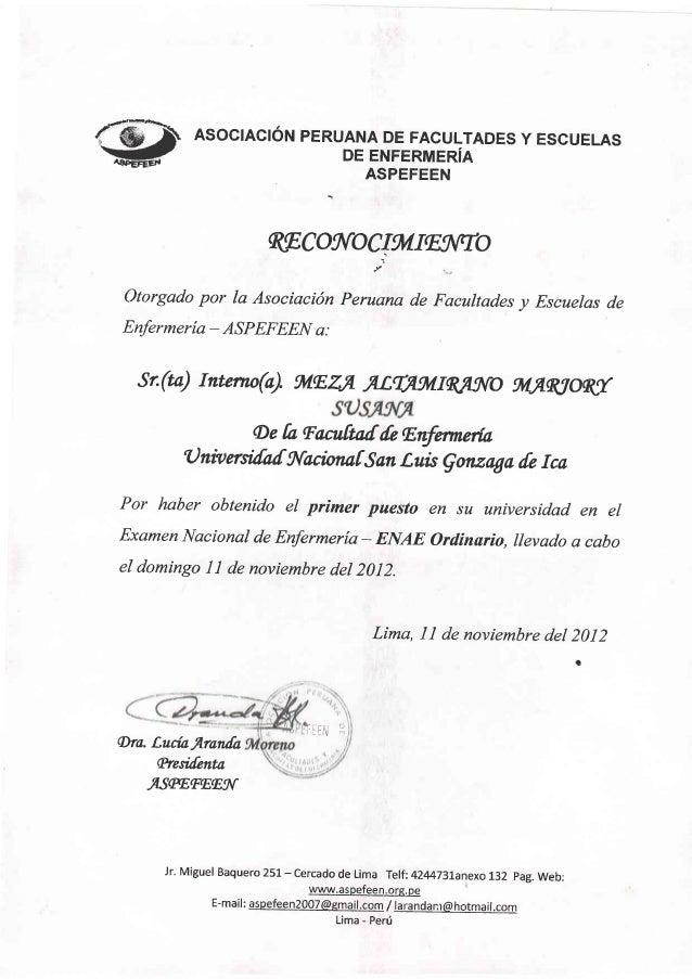 {@}          ASocrAcróN                y EScuELAs                      eERUANA FAcuLTADES                            DE :t...