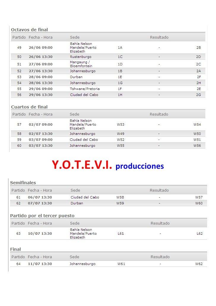 Y.O.T.E.V.I. producciones