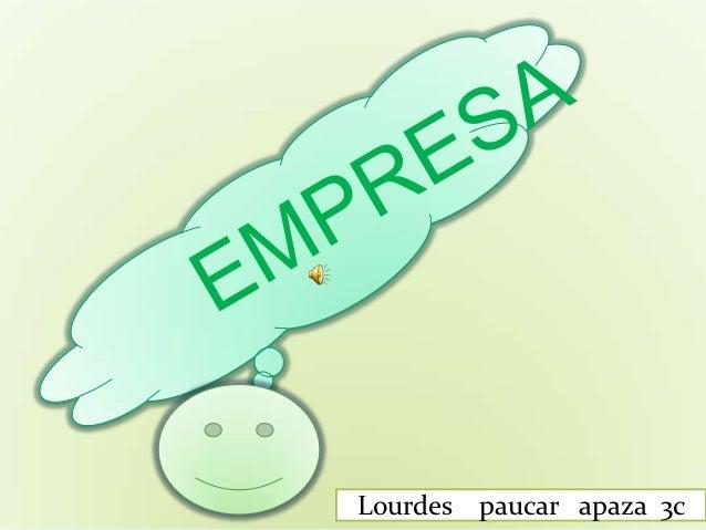 Lourdes paucar apaza 3c