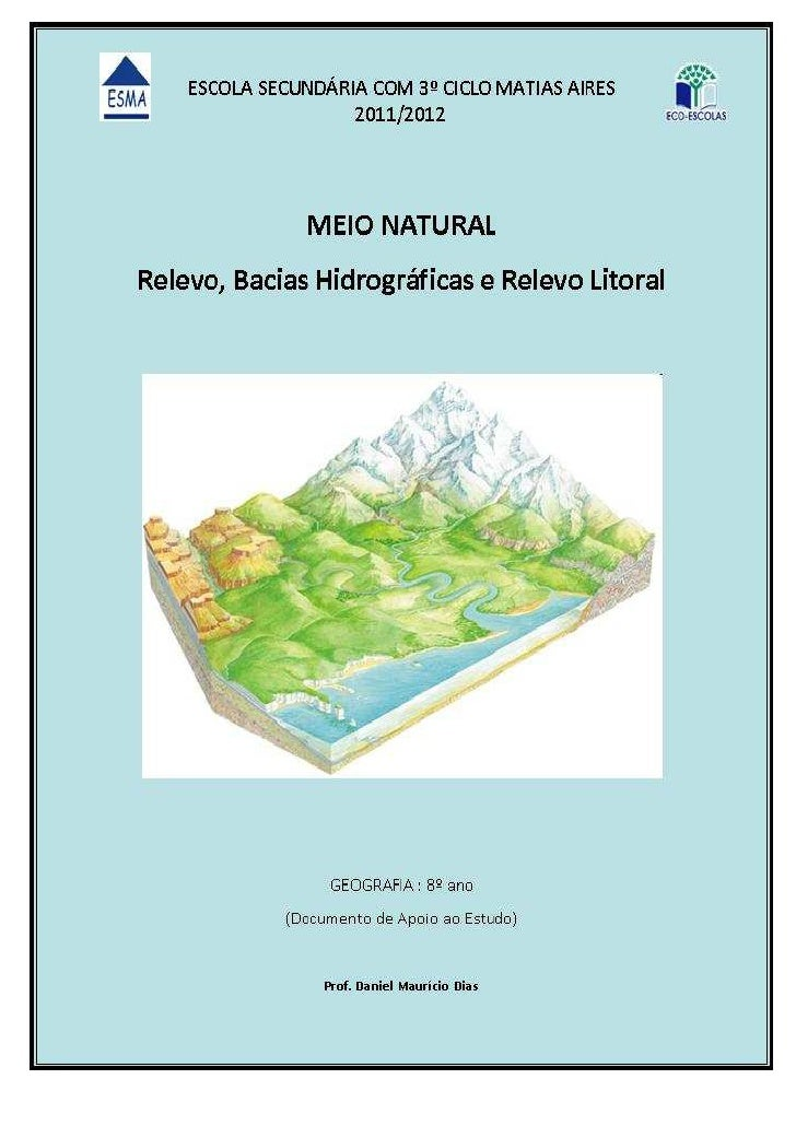 Tema 2 – Recursos Naturais de que a        AGRUPAMENTO DE ESCOLAS DE SALVATERRA DE MAGOS          GEOGRAFIA - A: 10º anoPo...