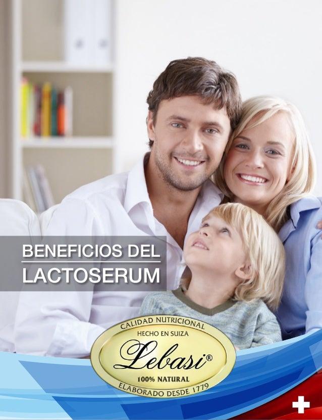 BENEFICIOS DEL LACTOSERUM