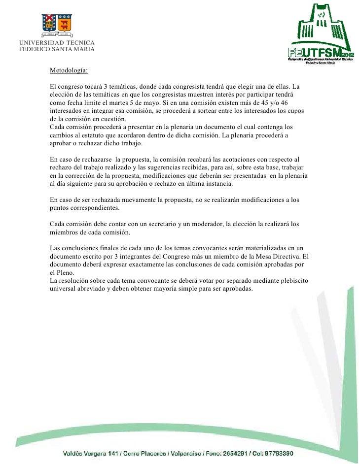 Documento Congreso de Estudiantes Slide 2