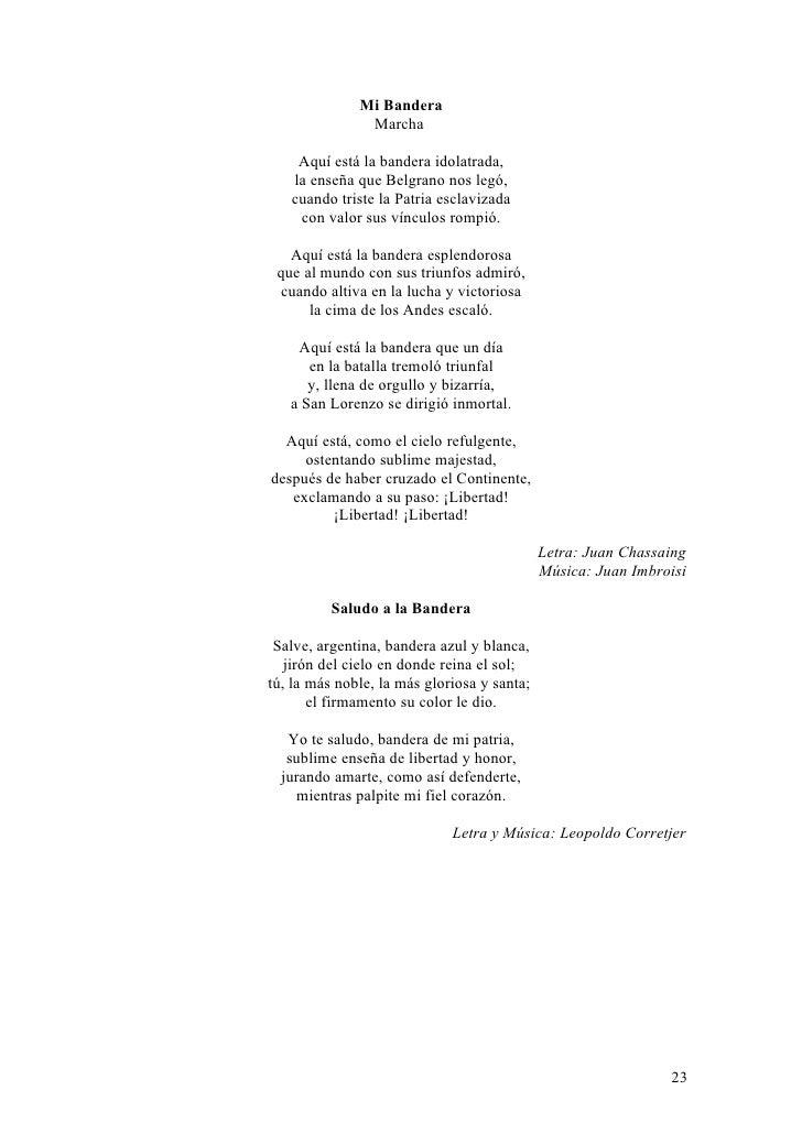 Poema Mi Bandera Uruguay