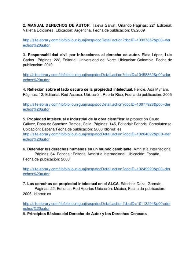 Documento Normatividad Derecho De Autor