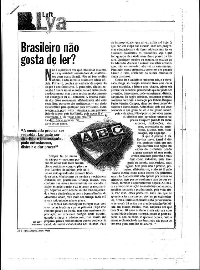 Documento digitalizado - Texto de Portugues