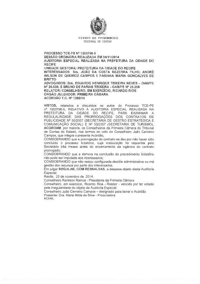 Documento enviado por André  Campos