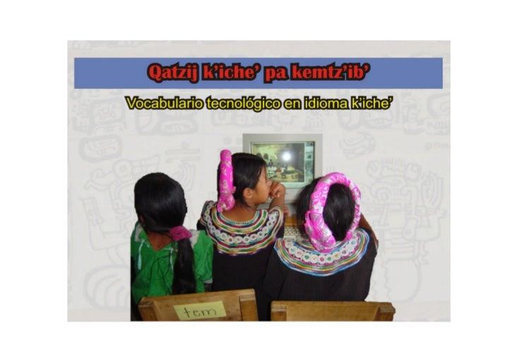 Asociación Ajb'atz' Enlace Quiché-ONG                                              2ª. Av. 7-19, Zona 5                   ...