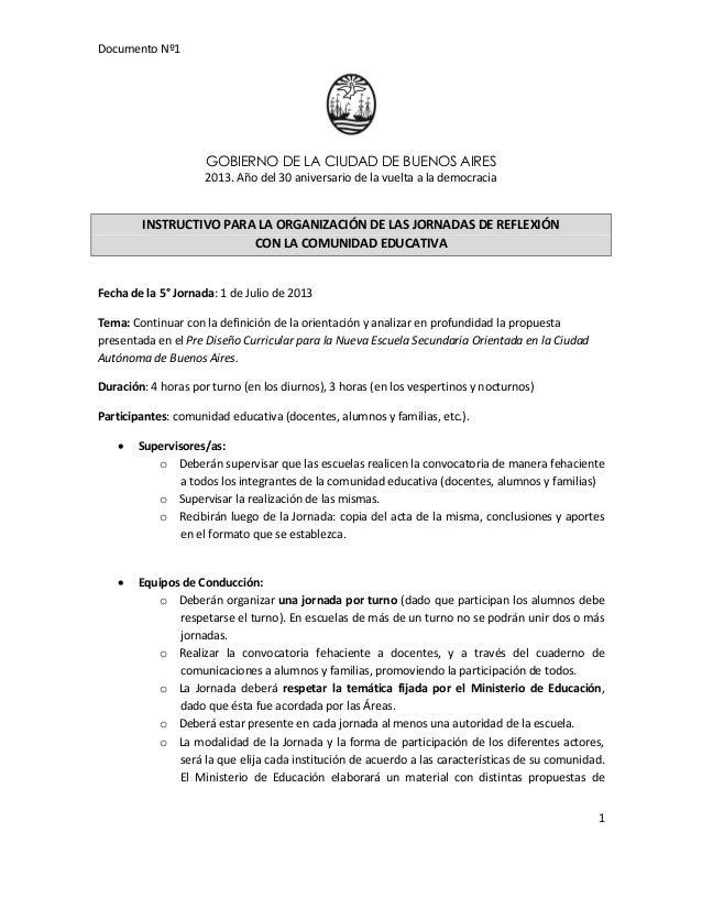 Documento Nº1GOBIERNO DE LA CIUDAD DE BUENOS AIRES2013. Año del 30 aniversario de la vuelta a la democracia1INSTRUCTIVO PA...
