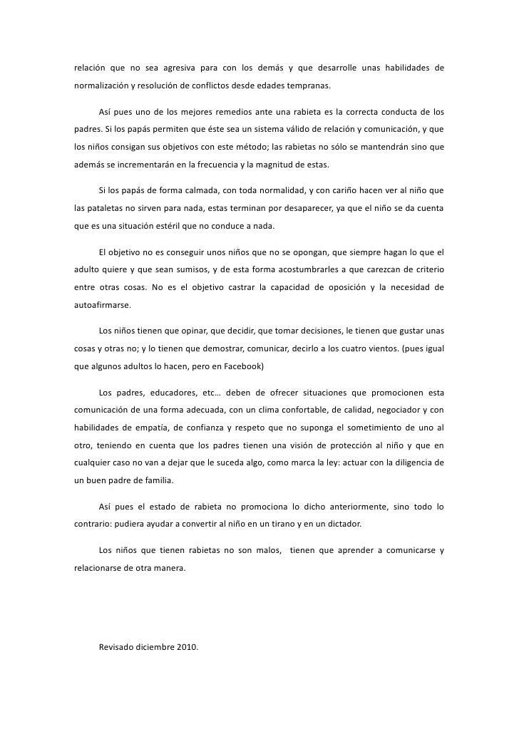 Documento rabietas Slide 2