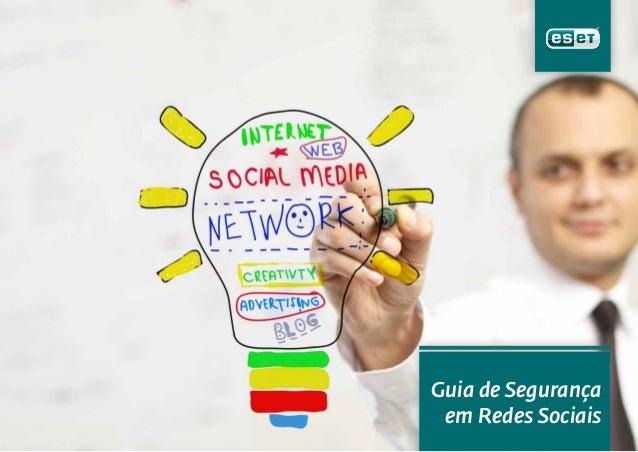 Guia de Segurança em Redes Sociais
