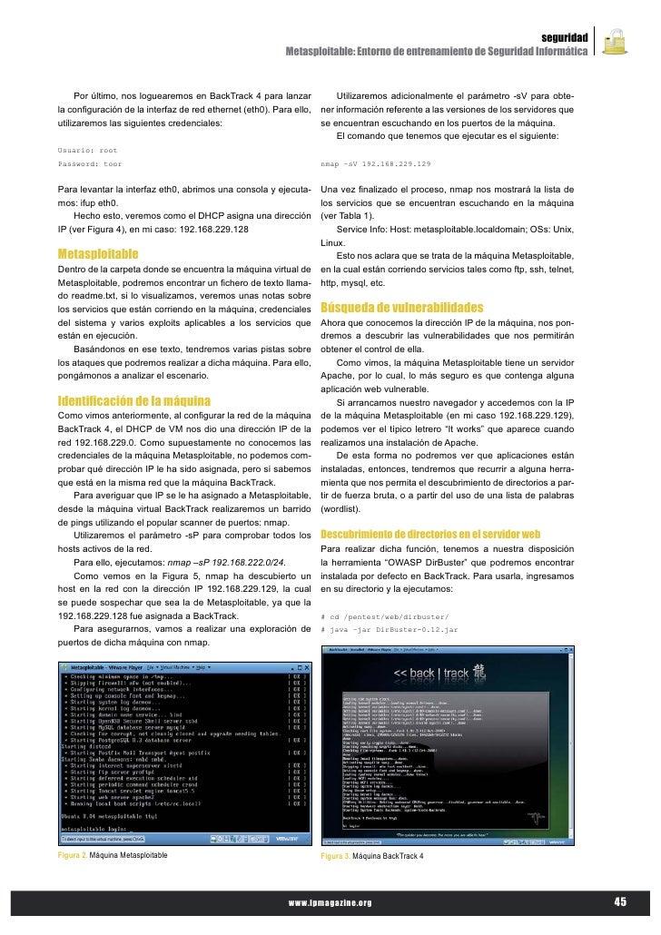 Karmetasploit - Entorno de entrenamiento de seguridad informática Slide 2