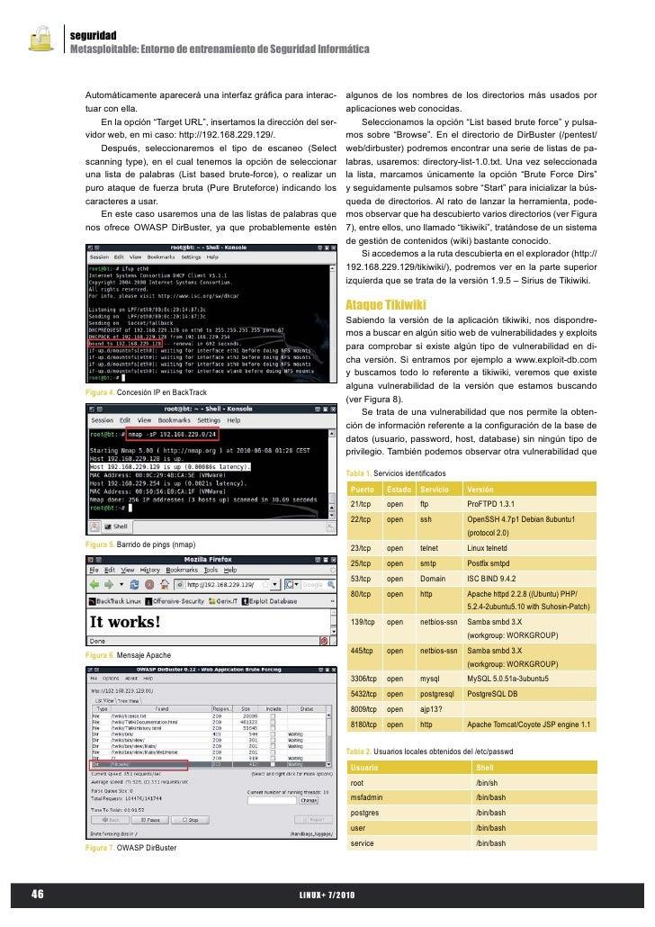 Karmetasploit - Entorno de entrenamiento de seguridad informática Slide 3