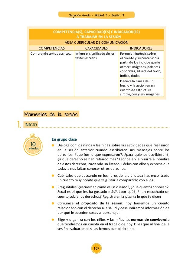 Documentos primaria-sesiones-unidad03-segundo grado-integrados-2g-u3-sesion17 Slide 2
