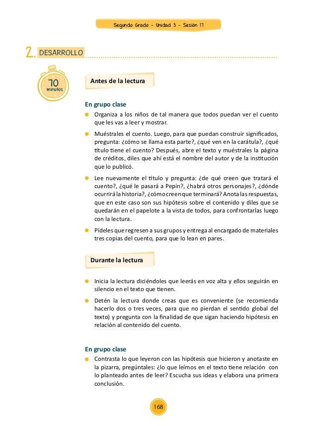 Documentos primaria-sesiones-unidad03-segundo grado-integrados-2g-u3-sesion17 Slide 3