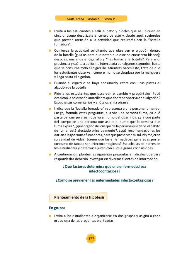 Documentos primaria-sesiones-unidad03-sexto grado-integrados-6g-u3-sesion14 Slide 3