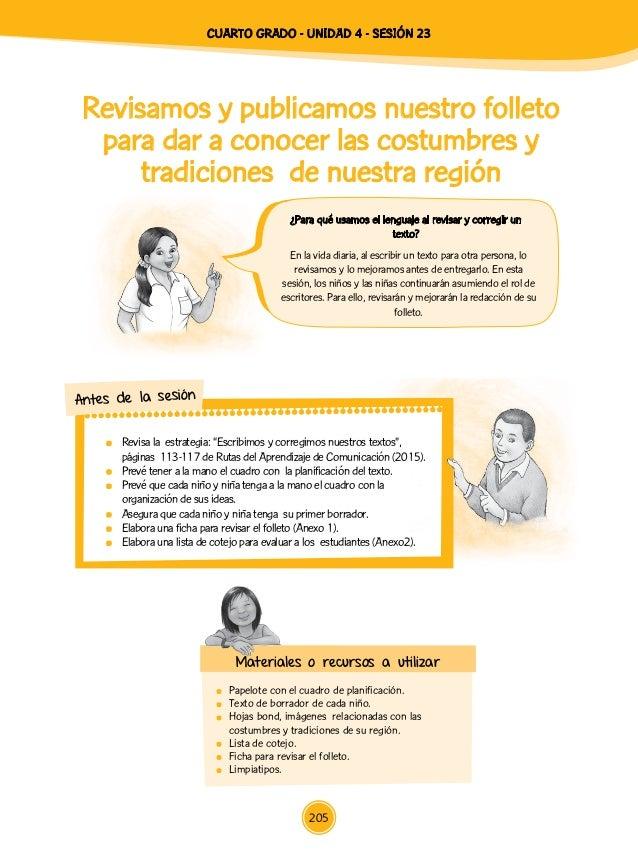 Revisamos y publicamos nuestro folleto para dar a conocer las costumbres y tradiciones de nuestra región  Papelote con el...