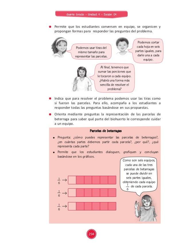 Documentos primaria-sesiones-unidad04-quinto grado-matematica-5g-u4-m…