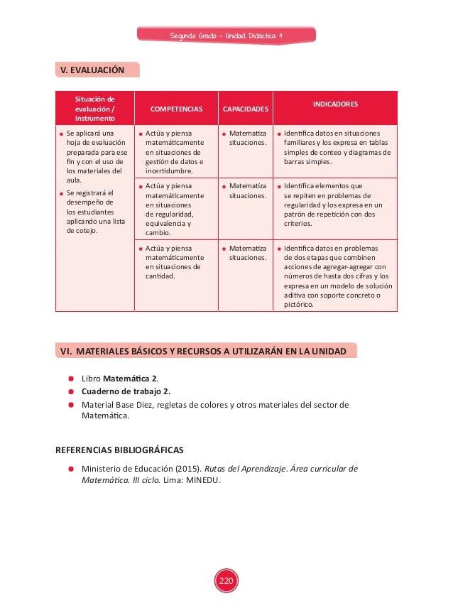 Documentos primaria-sesiones-unidad04-segundo grado-matematica-matematica-2g-u4