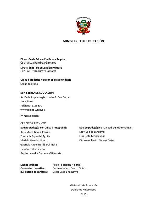 Documentos primaria-sesiones-unidad05-segundo grado-integrados-orientacion Slide 2