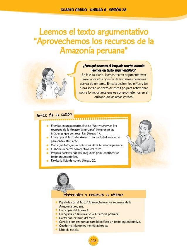 Documentos primaria-sesiones-unidad06-cuarto grado-integrados-4g-u6-s…