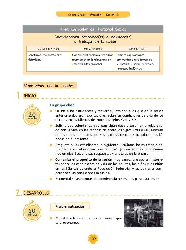 Documentos primaria-sesiones-unidad06-quinto grado-integrados-5g-u6-s…