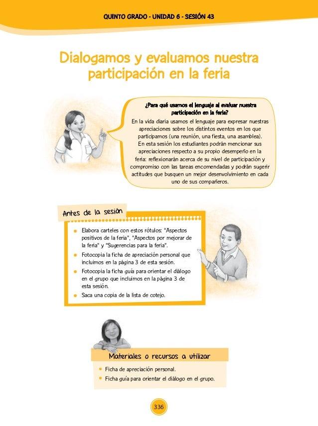 Documentos primaria sesiones unidad06 quinto grado - Rotulos sanchez ...