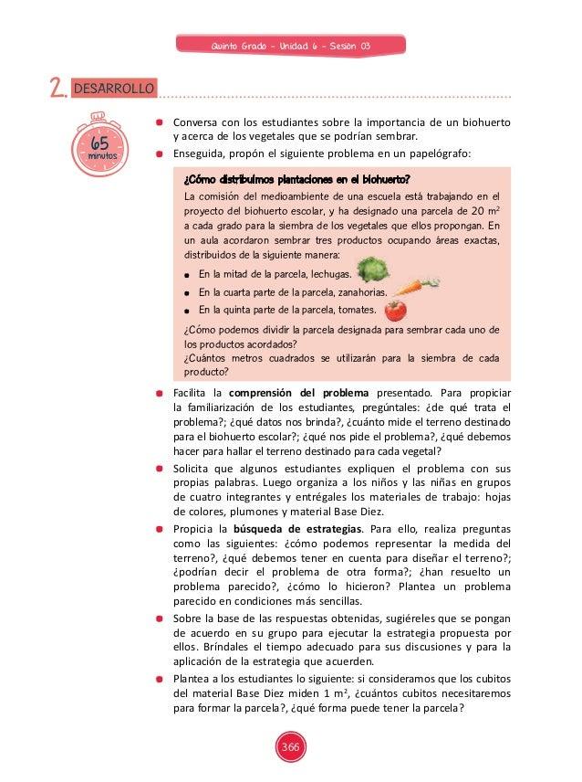 Documentos primaria-sesiones-unidad06-quinto grado-matematica-5g-u6-mat-sesion03 Slide 3