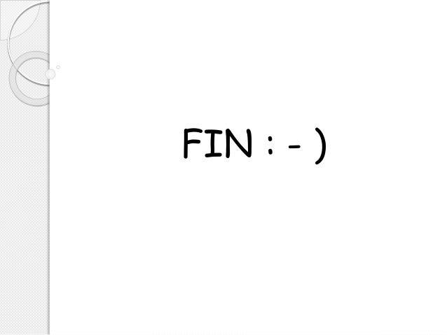 FIN : - )