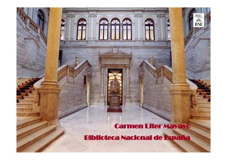 Historia de la catalogación en España. Los documentos cartográficos
