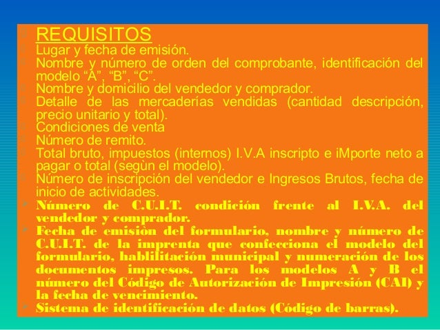 Documentos comerciales valeria devoto for Inscripcion ingresos brutos