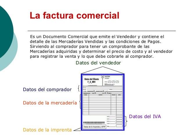 que son documentos comerciales pdf free