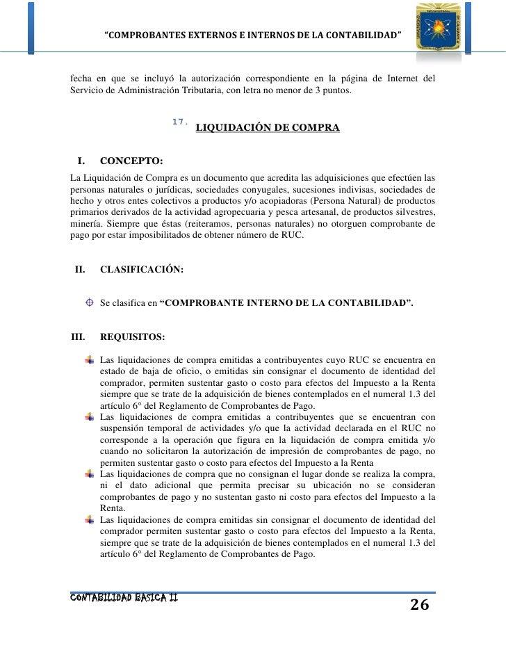 Documentos Internos Y Externos