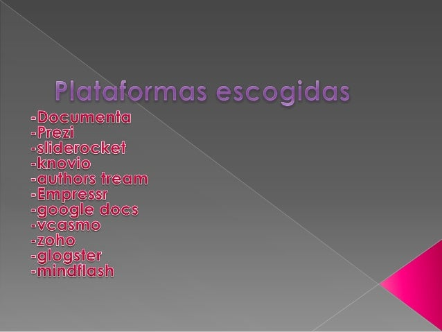 Documentos online Slide 2