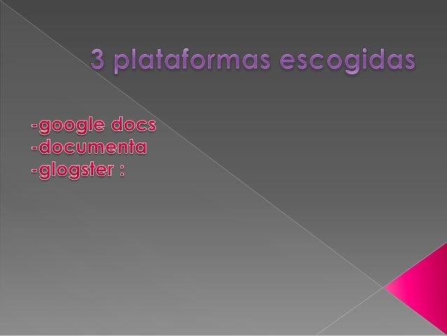 Documentos online Slide 3