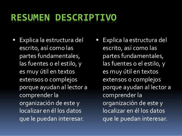  1. Análisis  a) Lectura rápida del documento primario para localizar las categorías temáticas y los párrafos más releva...