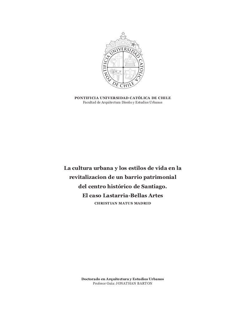 Documento tesis doctoral christian matus for Tesis de arquitectura pdf