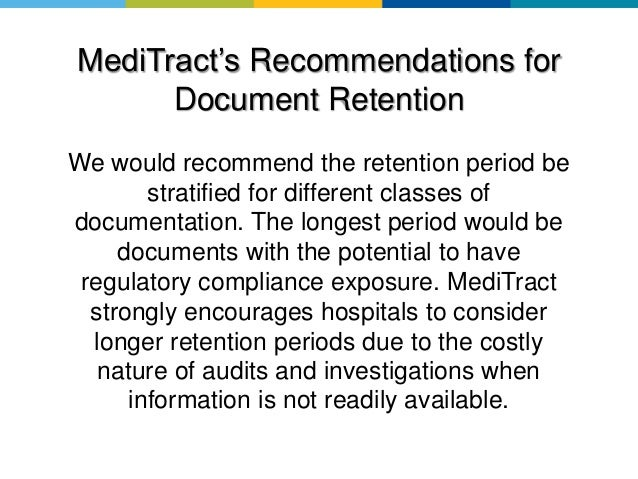 Why Document Retention Policies Are Important – Document Retention Policy