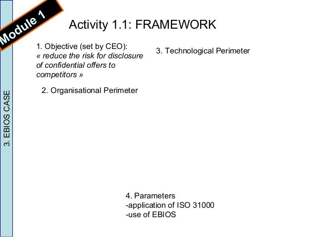 Risk security manager ebios download