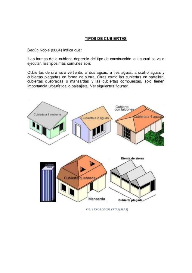 Proceso constructivo de cubierta for Cubiertas para techos livianas