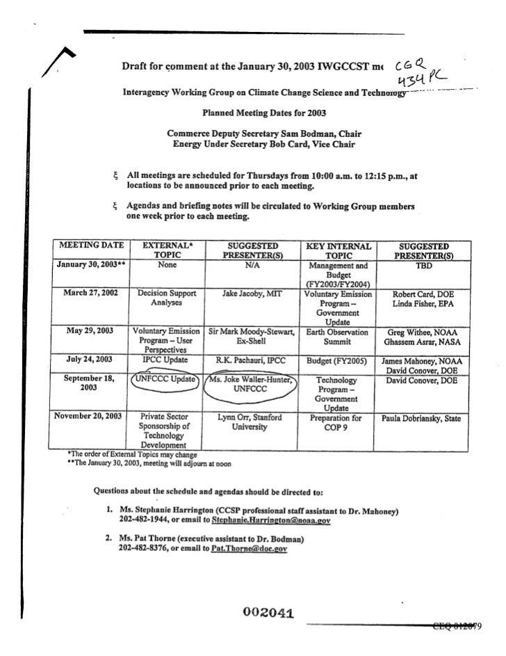 Crew, Foia, Documents 012079- 012146