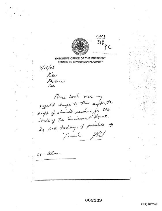 Crew, Foia, Documents 012569 - 012730