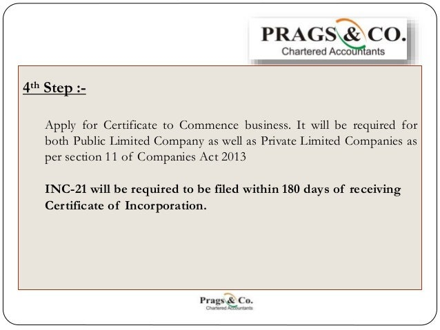 documents required for registration of a private limited company in i u2026