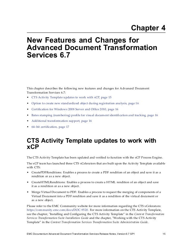 documentum advanced document transformation services release notes 6