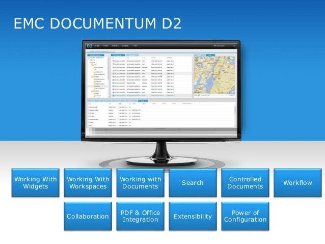 emc ecd documentum d2
