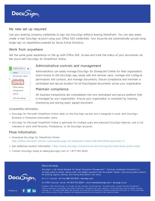 how to use docusign for free
