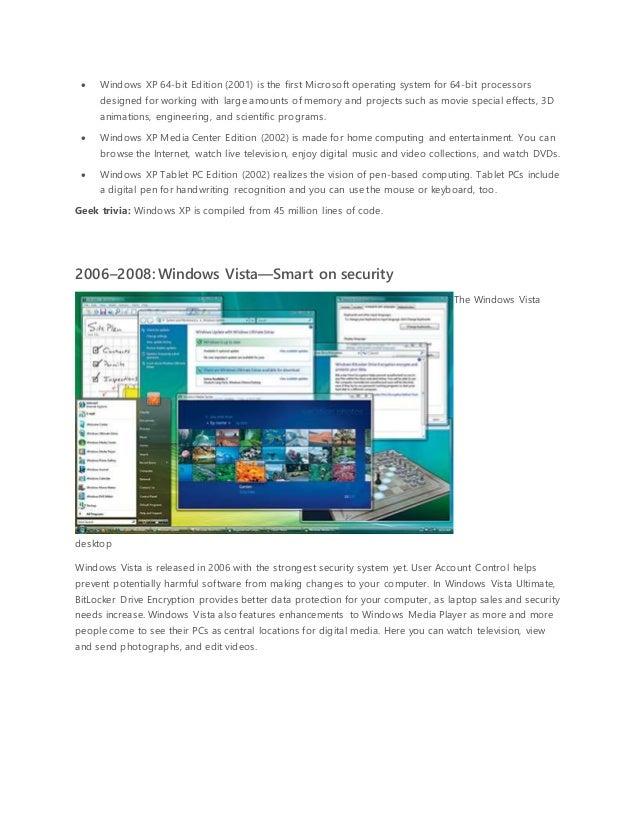 DOC MS Microsoft windows