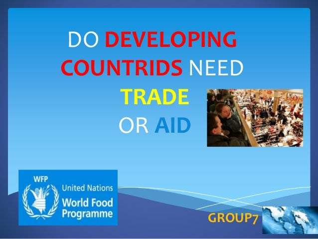 Foreign Aid for Development Assistance