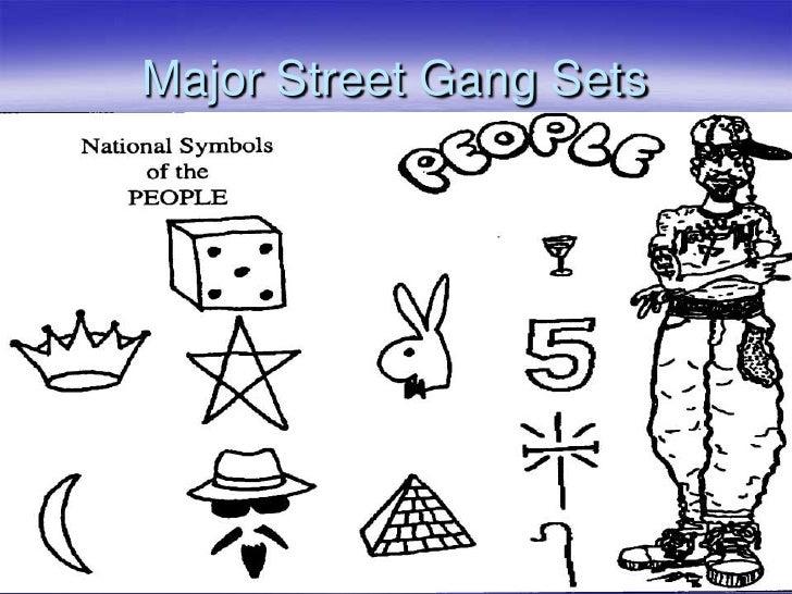 Criminal Street Gangs
