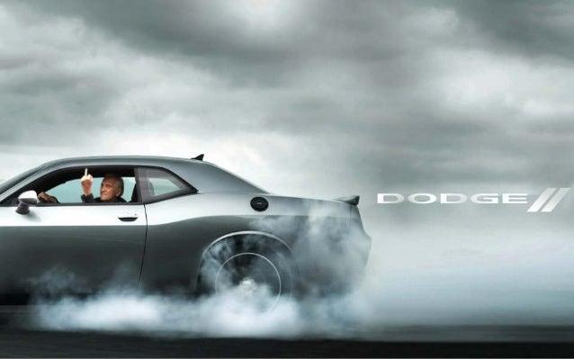 FCA - 6 May - Dodge brand Slide 2